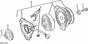 John Deere Electromagnetic Pto Clutch Assembly