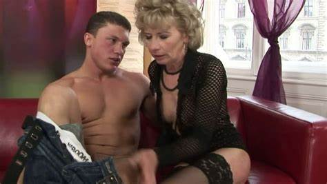 Freckles Pantyhose Milf Pounds By Tiny Stud