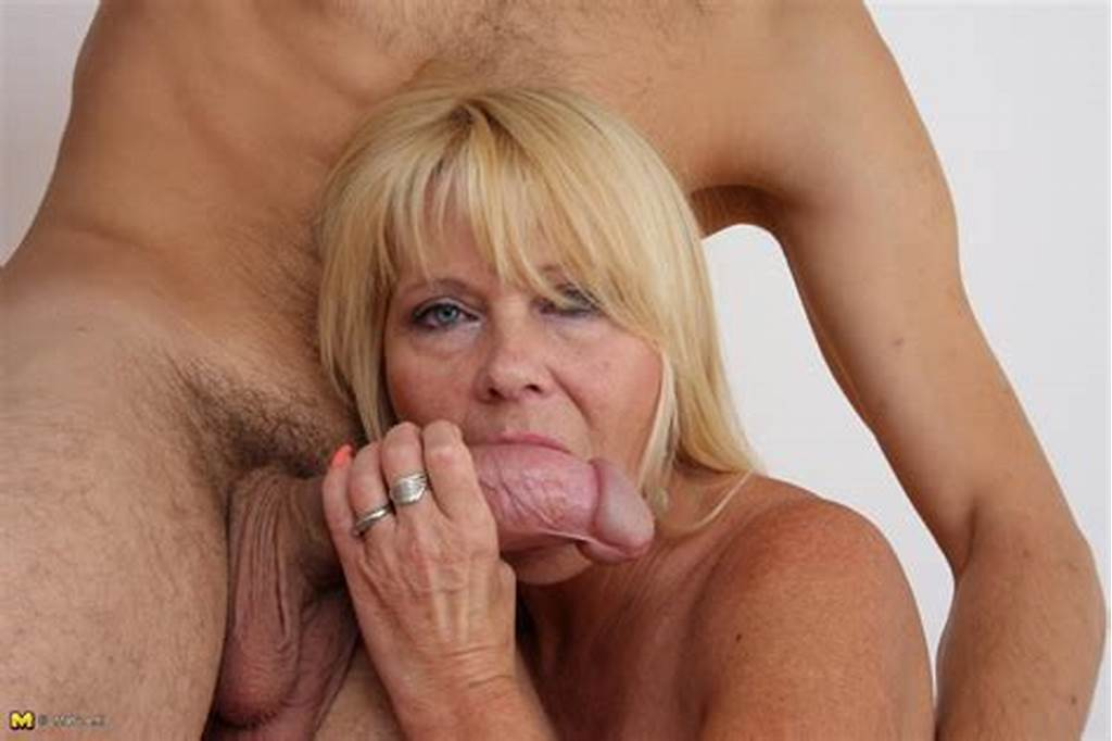 #Mature #Blonde #Milf