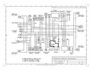 Rocketum 50cc Chinese Atv Wiring Diagram