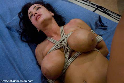 Dominated Tiny Hardfucked And Tiedup