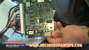 Arcade Repair Tips - Wiring An Arcade Cabinet Using The Jamma Standard