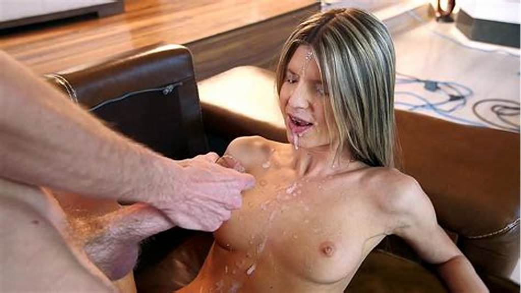 #Download #Fine #Figured #Girl #Gina #Gerson #Takes #Big #Load #On