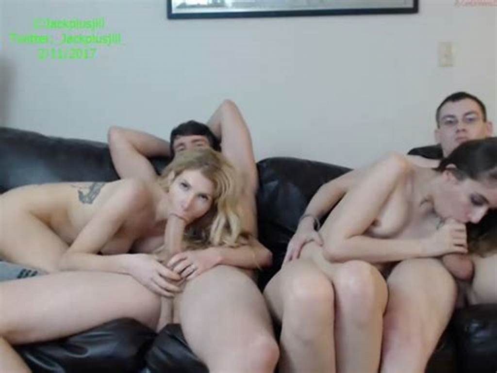 #Jackplusjill #Foursome #Chaturbate #Video #Fuck #Show #11