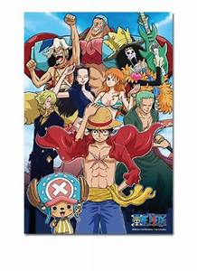 One Piece Puzzle - New World Straw Hat Pirates Cheerful ...