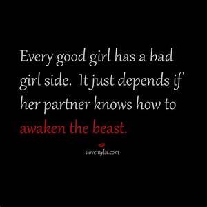 Sexy Tough Girl... Secy Girl Quotes
