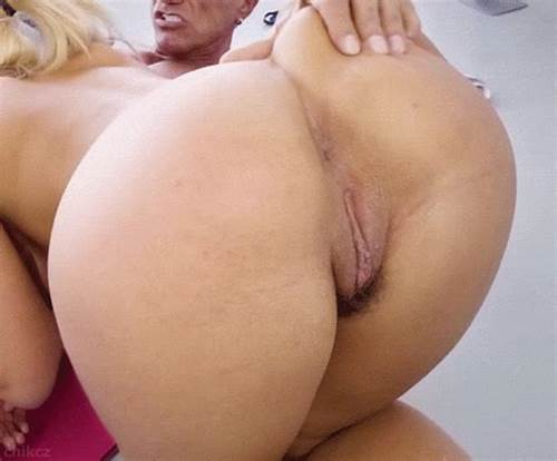 This Lovely Body Harlot Just Wants A Dildo In Her Pussy #Naked #Squeeze #Gif