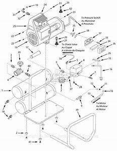 Campbell Hausfeld Wl505807 Parts Diagram For Air