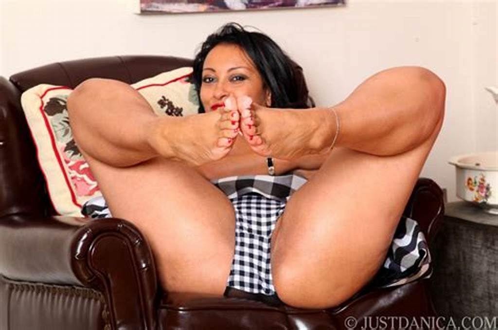 #Danica #Collins #Treat #For #Bare #Foot #Lovers