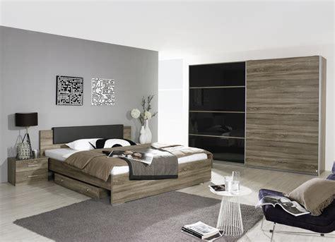 photo chambre adulte chambre adulte contemporaine chêne basalt maine
