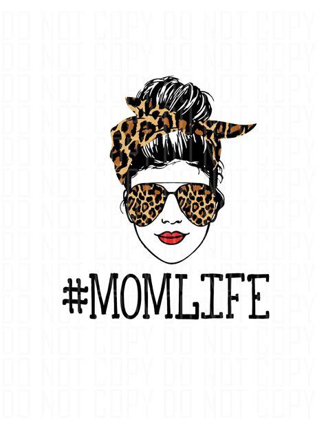 Brown leopard mint black beige hot pink. Mom life Aviator glasses Digital Design PNG image   Etsy ...