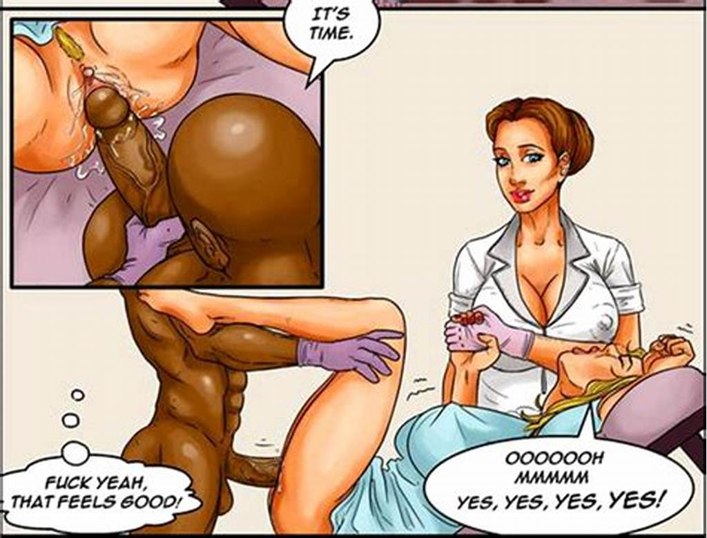 #Interracial #Comics