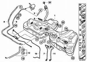 Original Parts For E61 520d M47n2 Touring    Fuel Supply