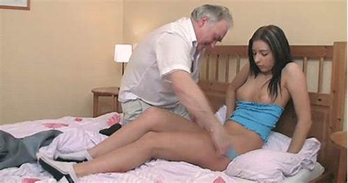 Grandpa Having Teens Ass Fingers Her #Tumbex
