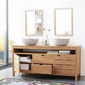 Waschtisch Holz Massiv : badezimmerm bel eiche massiv ~ Michelbontemps.com Haus und Dekorationen