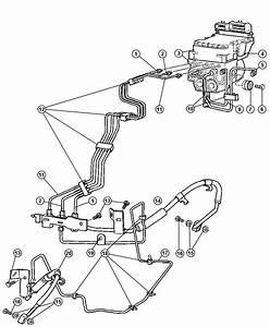 Dodge Ram 2500 Control Unit  Module  Anti