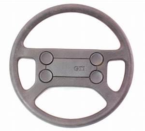 4 Spoke Sport Steering Wheel Vw Rabbit Gti Mk1