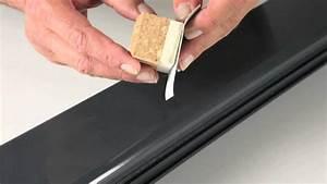 Kratzer Aus Glasscheibe Entfernen : feinste kratzer im metallfensterrahmen entfernen youtube ~ Watch28wear.com Haus und Dekorationen