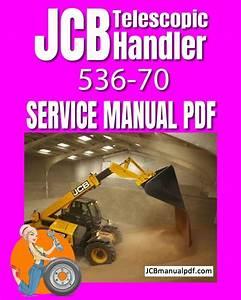 This Jcb Telescopic Handler 536