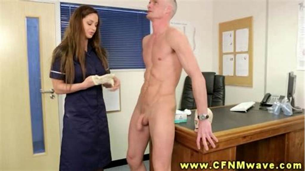 #Cfnm #Doctor #And #Nurse #Stroke #Patients #Cock #During