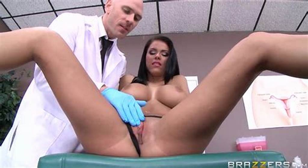 #Brunette #With #Huge #Tits #Gets #Fucked #In #Hospital #With