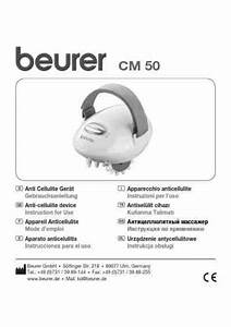 Beurer Cm 50 Others Download Manual For Free Now