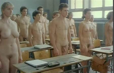 Stripped At School Boy Nude Teenage