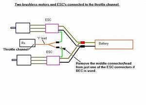 Twin Electric Motor Setup Help Needed Please