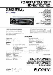 Sony Cdx L480x  U0418 U043d U0441 U0442 U0440 U0443 U043a U0446 U0438 U044f