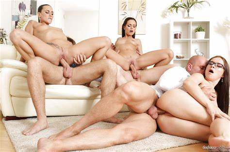 European Orgy Swinger Runt Cute Trash Knows Cunt Crack And Sticky In Sperm Amazing