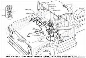 1966 Ford Truck Ignition Wiring Diagram