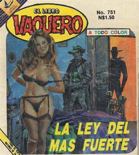 foto de Cine Comics y Series de Tv: el libro vaquero # 751