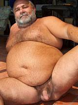 Daddy fat gay pic