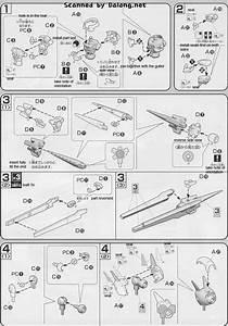 Hg Gadessa English Manual And Color Guide