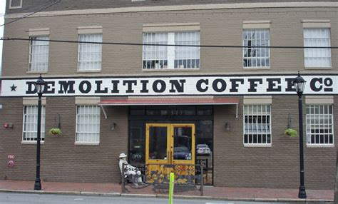 Or book now at one of our other 4136 great restaurants in at present, demolition coffee co has no reviews. Checking In at: Demolition Coffee, Petersburg VA - Left at the Fork