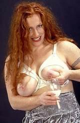 Red head milk tits