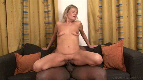 Blond Milf Is Desperate For Some Dirty Meat Poles