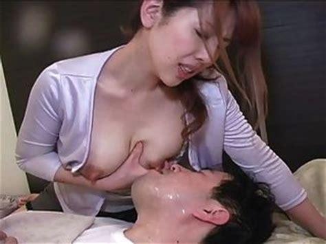 Sucking Wifes Lactating Tits