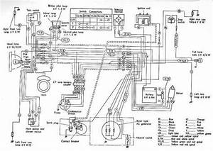Honda S90 Wiring Schematic - Honda 4-stroke Net