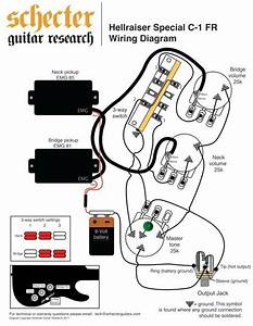 Hellraiser Special C-1 Fr Wiring Diagram