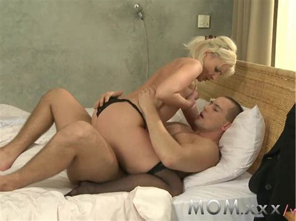 #Mom #Young #Stud #Fucks #His #Milf #Lover