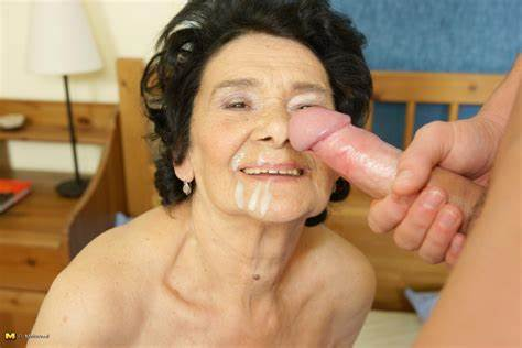 Perky Granny And Her Boytoy This Granny Getting Impregnated By Her Husband Strap