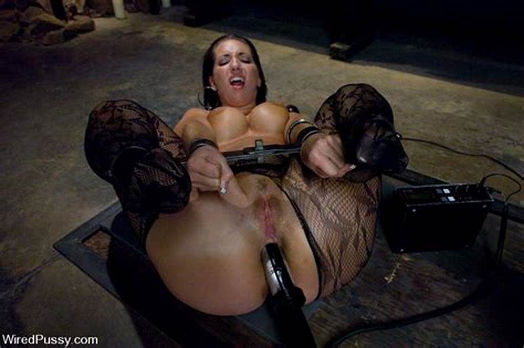 #Hot #Lesbian #Bdsm #With #Strap