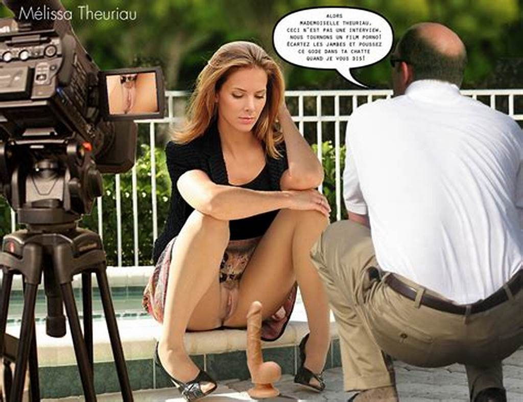 #Melissa #Theuriau #Nude #French #Tv #News #Celebrity