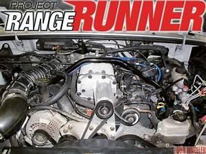 Ford Ranger Fuel Line Repair