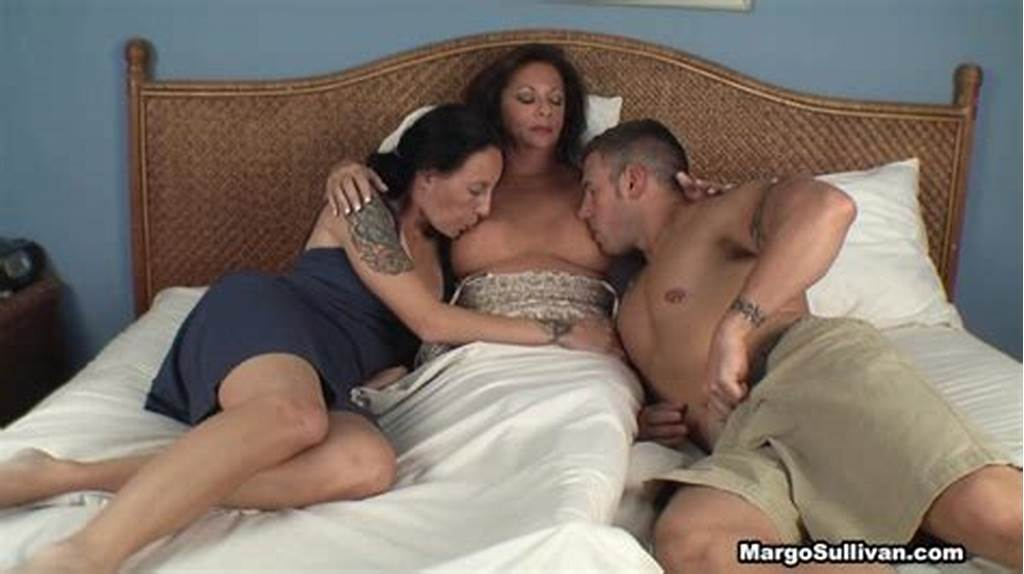 #Mom #Suckling #Her #Son #And #Daughter