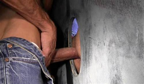 Lucky Guys Have Fun With The Assfuck Wall