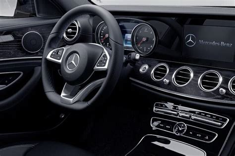 The experience is not unlike a smaller and more. Mercedes Benz E 220 D Interior - FOTO ~ IMAGES