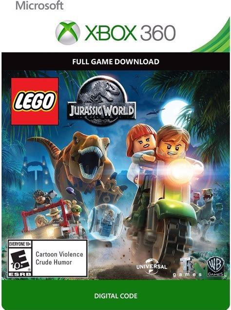 Juego lego el senor de los anillos para xbox 360 espanol bs 8 500. Lego Jurassic World Juego Xbox 360 Original Cdkey ...