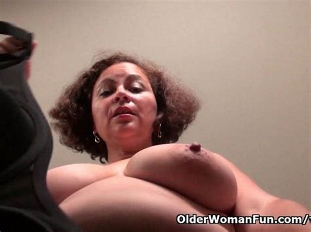 #Bbw #Milf #Marie #Black #Gets #Naughty #In #Fishnets